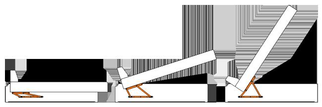 Схема работы механизма 502 - Подъемник (уп 10)
