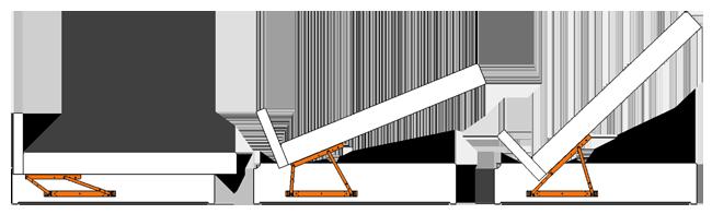 Схема работы механизма 504 - Подъемник (уп 5)